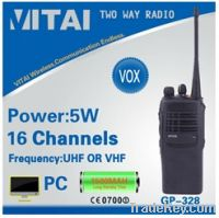 Sell GP-328 wireless handheld mobile radio