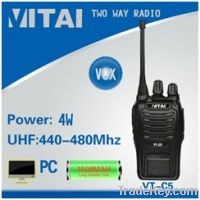 Sell  VT-C5 Hot UHF Walkie Talkie