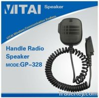 Sell Handheld Walkie Talkie Speaker Microphone for GP328