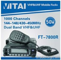 Sell FT-7800R Dual Band Car Radio