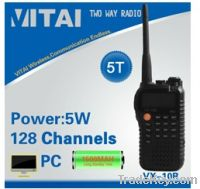 Sell Vx-10r 5w Dual Band Handheld Walkie Talkie
