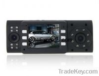 Wholesale X4000 2.7 TFT Screen Double-lens HD Driving Recorder