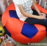 Sell  football bean bags sofa