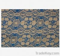 Sell #8081 cotton lace fabric