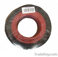 Sell red&black speaker cable