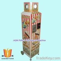 Sell HGM-PVM-1 Coin Popcorn Machine