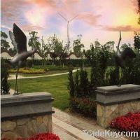 Sell garden bronze deco