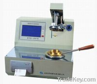 Sell SYD-261A Automatic Pensky-Martens Closed Cup Flash Point Tester