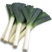 leeks vegetable