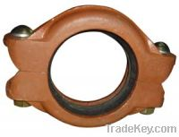 Coupler Grooved Clamp