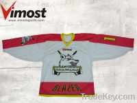 Sell custom ice hockey jersey