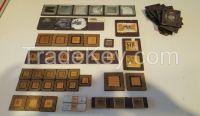 ceramic CPU scrap processors for gold recovery