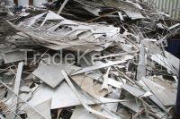 Shredded Steel scraps