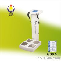 Sell GS6.5 High Quality BMI, BAI Bioelectrical impedance Body Analyzer(