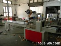 KD-350 bread packing machine with pillow type