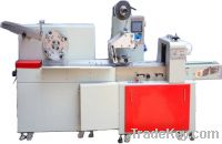 DZB 260 card packing machine with pillow type