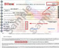 Sell-International Bill Of Exchange
