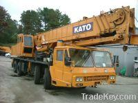 Sell used crane KATO NK500E-3