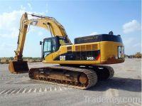 sell used CAT 345DL excavator