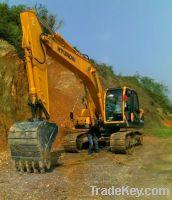 Sell used Hyundai R215-9 excavator