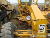 Sell used CAT 14G Motor grader