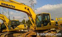 Sell Used Komatsu PC200-8 Excavator