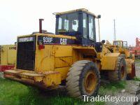 Sell Used CAT 938F Wheel loader