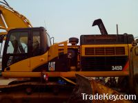 Sell Used CAT 345D Excavator