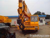 Sell Used KATO NK-250E Truck Crane