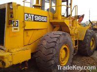 Sell Used CAT 966E Wheel loader