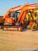 Sell Used DOOSAN DH60-7 Excavator