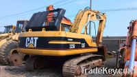 Sell Used CAT 325B Excavator