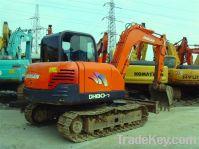 Sell Used DOOSAN DH80-7 Excavator