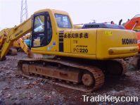 Sell Used KOMATSU PC220-6 Excavator
