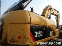 Sell Used CAT 315D Excavator
