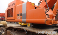 Sell Used HITACHI ZX470 Excavator