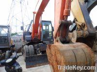 Sell Used HITACHI ZX160W Wheel excavator
