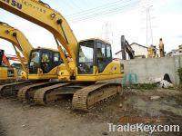 Sell Used KOMATSU PC200-7 Excavator