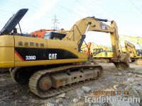 Sell Used CAT 336D Excavator