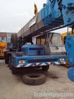Sell Used TADANO TG-500E Truck Crane