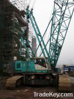 Sell Used KOBELCO 150t Crawler Crane
