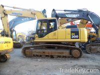 Sell Used KOMATSU PC300-7 Excavator