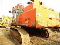 Used HITACHI ZX470H-3 Excavator original japan HITACHI Excavator ZX470H-3
