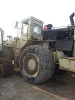 Used CAT 988B Wheel loader for sale china Made in USA