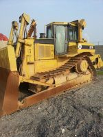 Used CAT Bulldozer D7R for sale china Made in USA