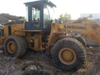 Used LIUGONG CLG856 Wheel loader for sale china
