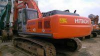 Used HITACHI ZX350-3G Excavator original japan in china