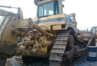 Used CAT D9R Bulldozer For Sale Made in USA used caterpillar d9r bulldozer