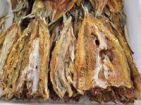 Dry fish stock