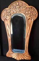 Antique Art-Nouveau Mirror